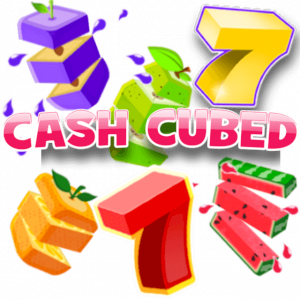Cash Cubed online slots at mFortune online casino