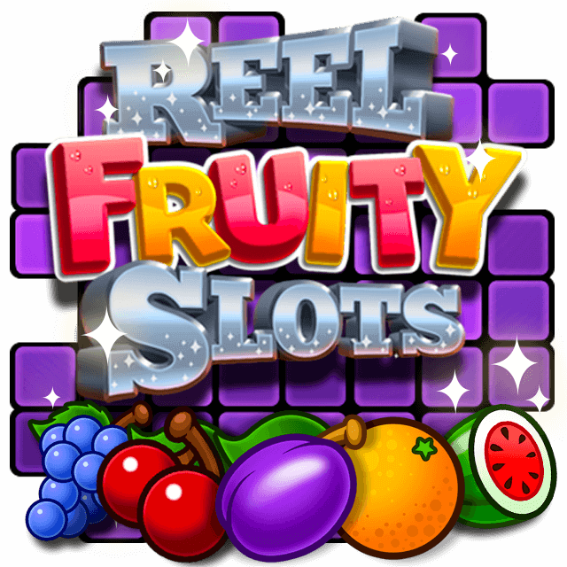 Reel Fruity Slots online slots at mFortune online casino
