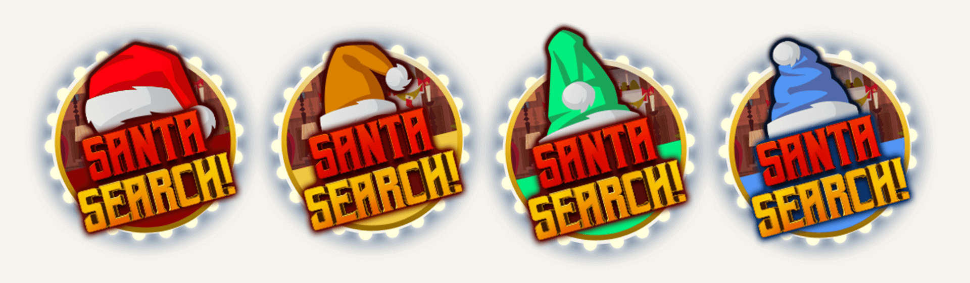 Santa Search - mFortune Christmas promotion 2020 - Santa hat icon