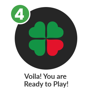 Step4 to deposit by phone bill in mFortune Pay by Phone Casino: Voila! You are Ready to Play