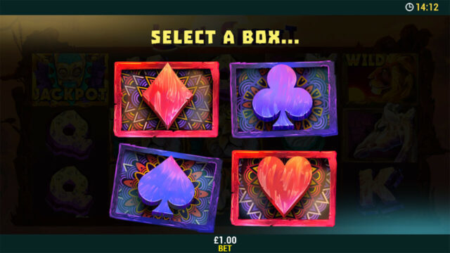 Lion Spirit (Mobile Slots) game image at mfortune Casino