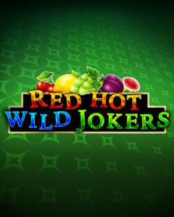 Red Hot Wild Jokers (Mobile Slots) at mfortune
