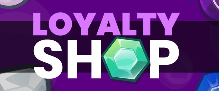 Mfortune Loyalty Shop