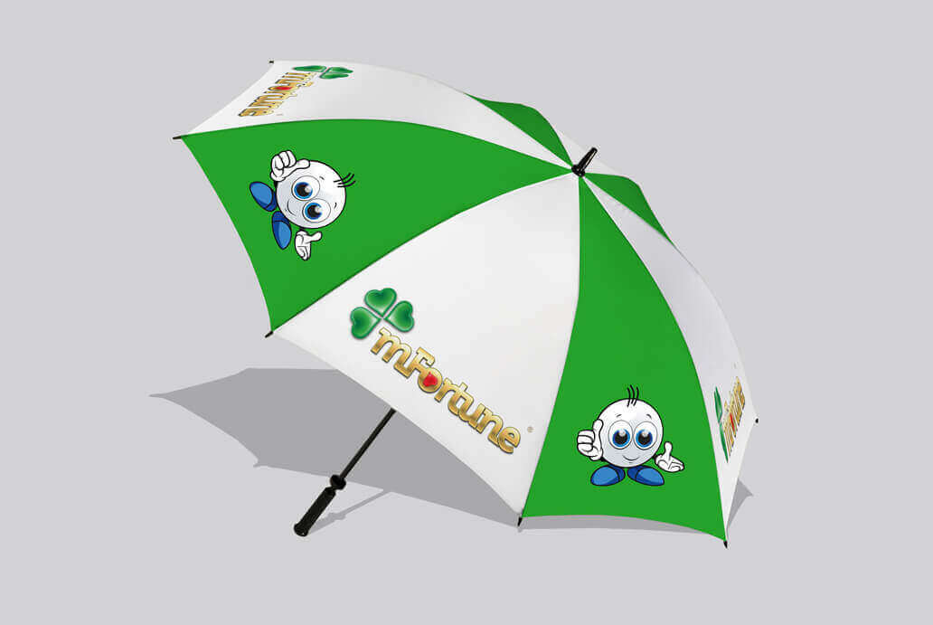 Bingo Ball Brolly