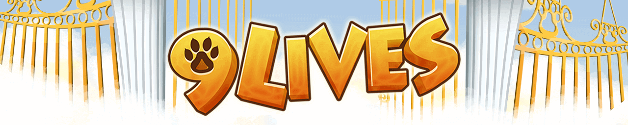 Pawsome New Slots Game! Introducing 9 Lives!