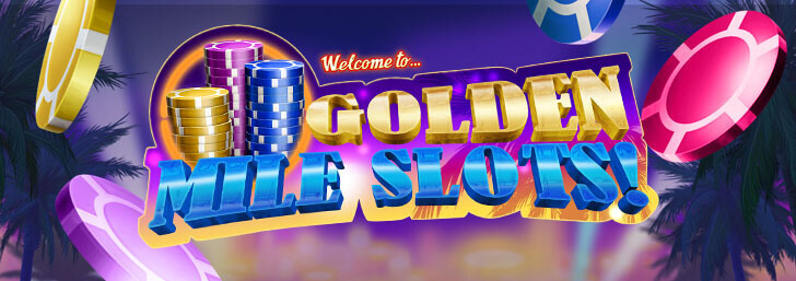 Find Out What Happens in Vegas With Golden Mile Slots!