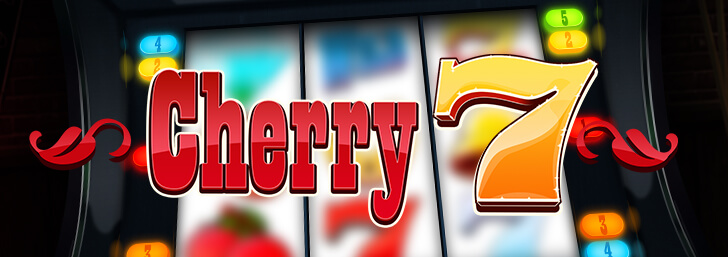 Cherry 7: Be in 7th Heaven With Our Brand New Slots Game