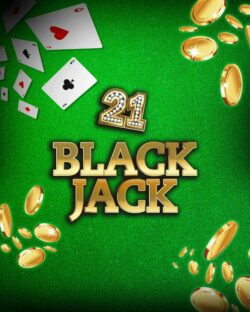 Blackjack by mFortune Casino game logo