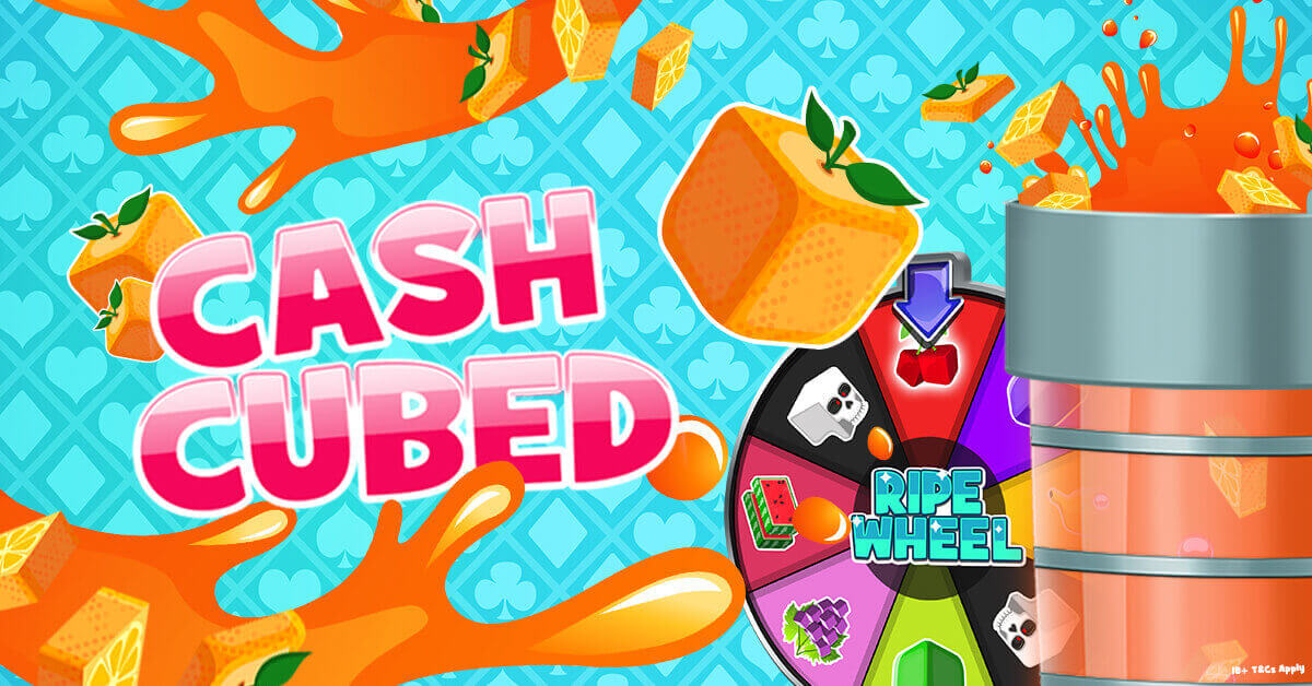 Get One of Your Five-a-Day with Cash Cubed Mobile Slots!