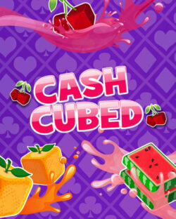 Cash Cubed mobile slots by mFortune Casino game logo