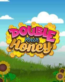 Double Your Honey mobile slots by mFortune logo