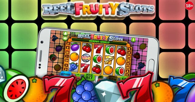 Go Bananas for Reel Fruity Slots from mFortune