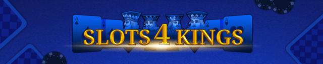 Slots 4 Kings - Online Slot - MFortune