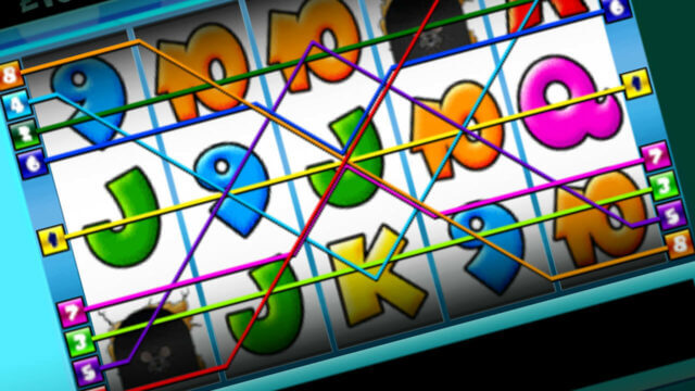 Cat & Mouse mobile slots by mFortune winning lines