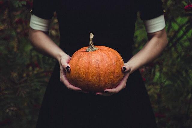 mFortune's Halloween Makeover