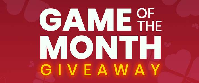 Game of the Month - Mfortune Giveaway