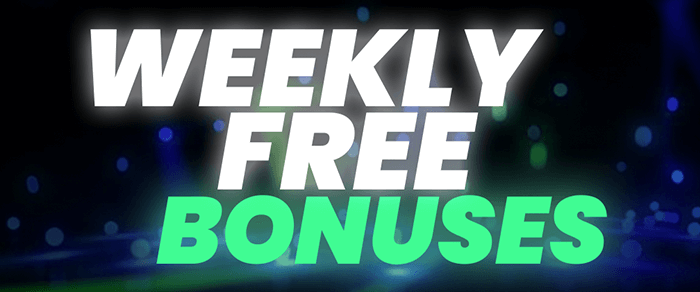 Online Casino Weekly Bonus