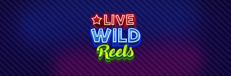 NEW GAME ALERT: Live Wild Reels