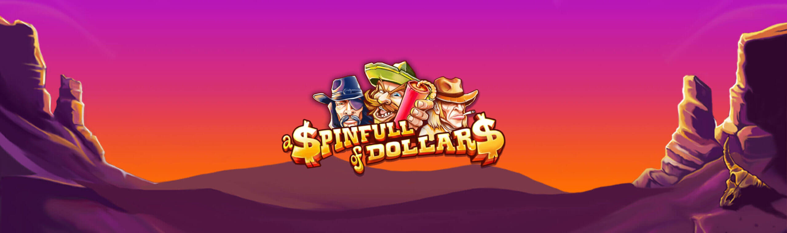 NEW GAME ALERT! A Spinfull of Dollars