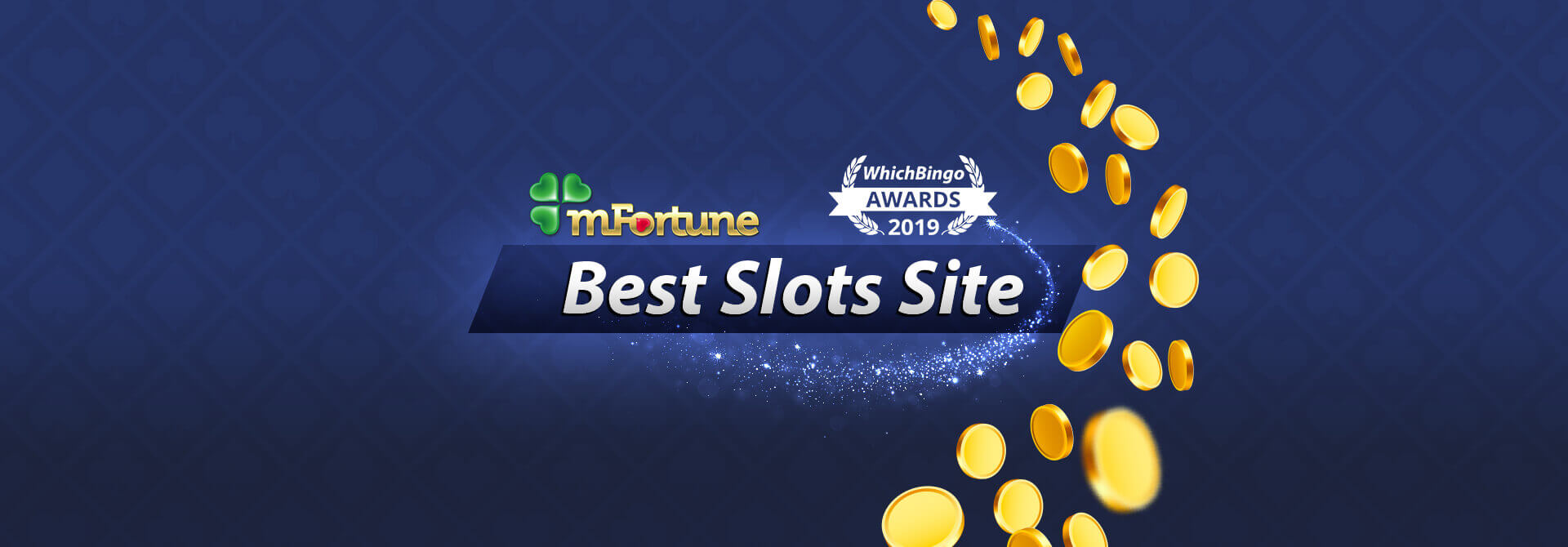 mFortune Named Best Slots Site at the 2019 WhichBingo Awards!