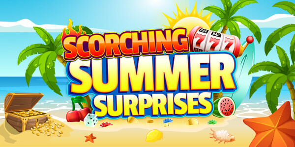 Our Scorching Summer Surprises Competition Winners!
