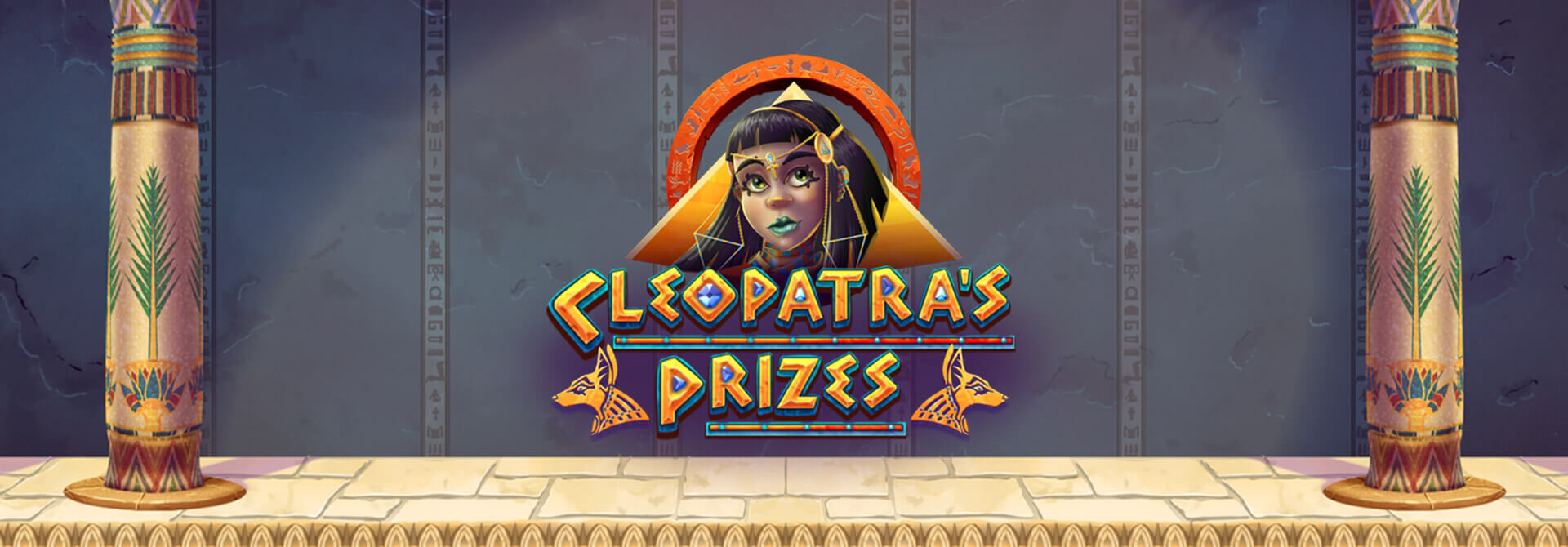 NEW GAME ALERT: Cleopatra's Prizes