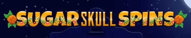 Sugar Skull Spins online slots at mFortune online casino