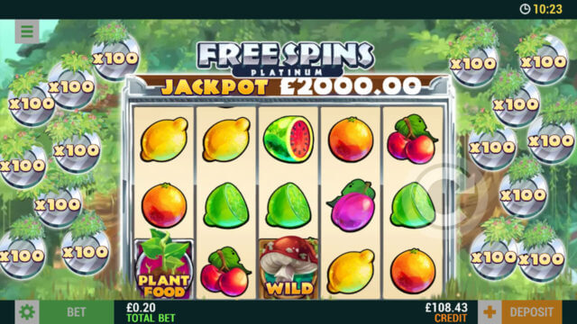 Money Grows On Trees (Mobile Slots) game image at mfortune Casino
