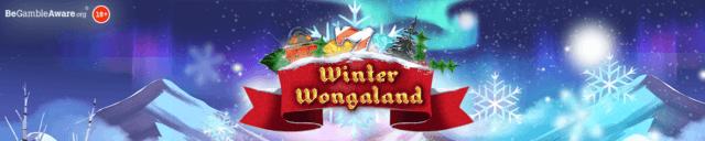 Winter Wongaland online slots at mFortune online casino