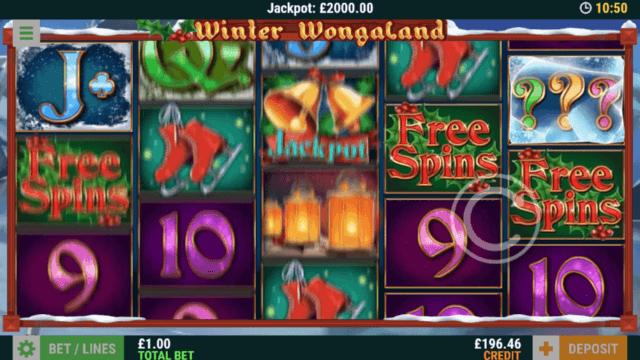 Winter Wongaland (Mobile Slots) game image at mfortune Casino