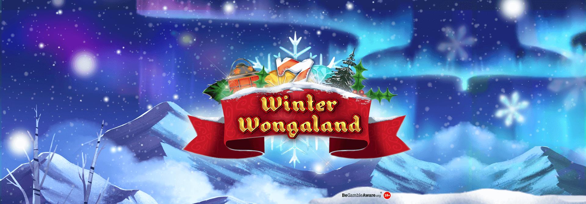 NEW GAME ALERT: Winter Wongaland