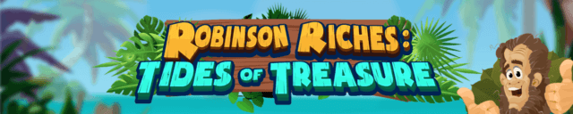 Robinson Riches: Tides of Treasure online slots at mFortune online casino