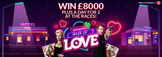mFortune's Week of Love Winners!