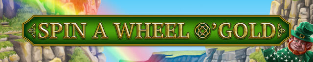 Spin a Wheel O'Gold online slots at mfortune Casino