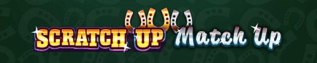 Scratch Up Match Up online slots at mFortune online casino