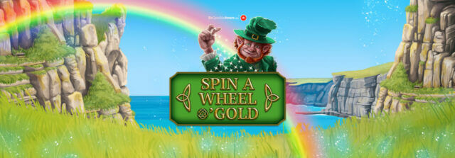 NEW GAME ALERT: Spin A Wheel O' Gold