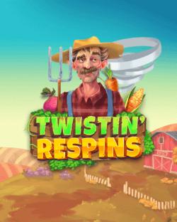 Twistin' Respins online slots at mFortune online casino