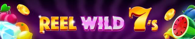 Reel Wild 7s online slots at mFortune online casino
