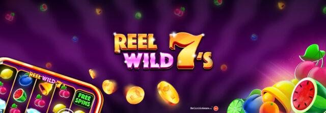 Prepare for some Reel Wild 7s on mFortune!