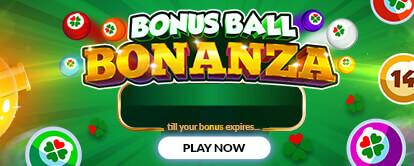 Bonus Ball Bonanza mini game - mFortune online casino - Play now