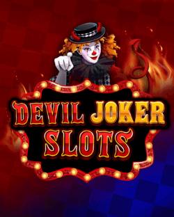 Devil Joker Slots online slots at mFortune online Casino