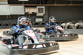 Indoor Karting Race Experience