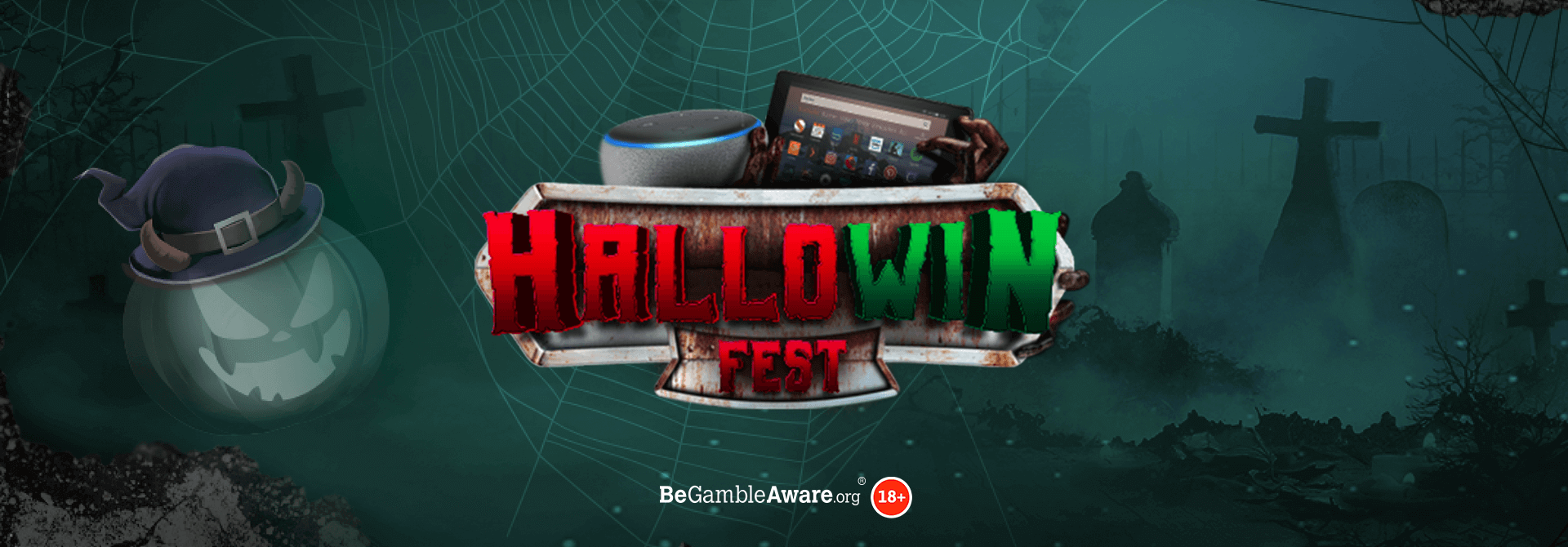 It's time to reveal who is a HalloWINNER this supernatural season on mFortune!