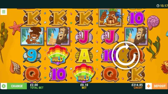 Robinson Riches - In game screenshot - mfortune