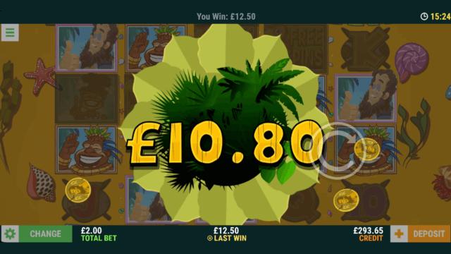 Robin Riches - In game screenshot - £10.80