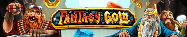 Fantasy Gold online slots at mFortune Casino