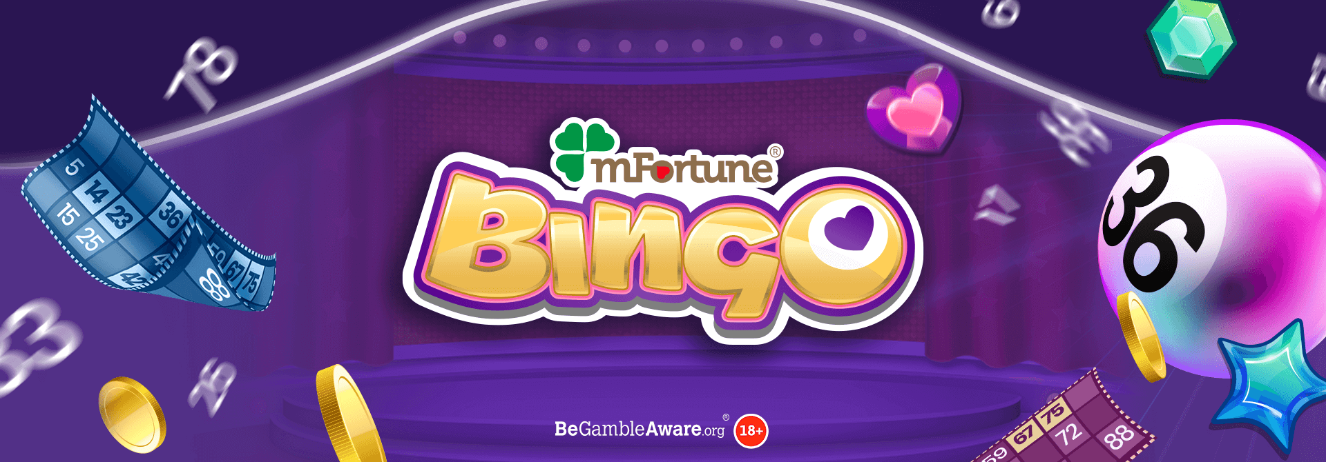 The Christmas cheer is in full force at mFortune Bingo!