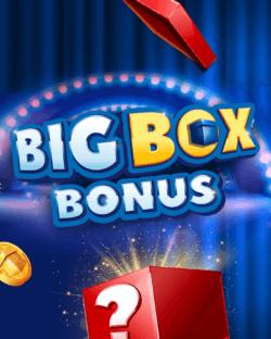 mFortune new online slots - Big Box Bonus - game grid image