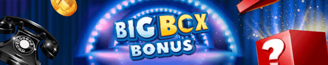 mFortune new online slots - Big Box Bonus - Game of the Month - up to 35 free spins