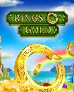 Rings Gold- Online Slot - MFortune